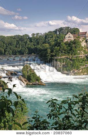 Resumen de la Rhinefall