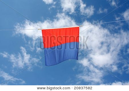 Swiss Canton Flag Series -Ticino