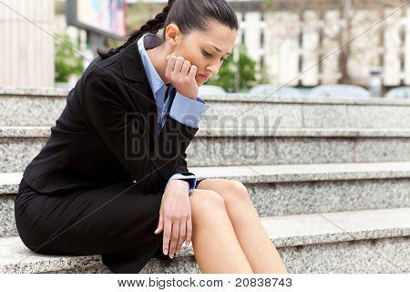 Businesswoman Fired