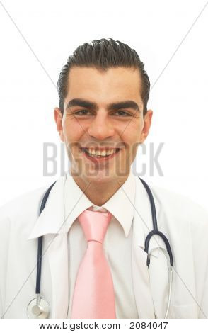 Happy Doctor
