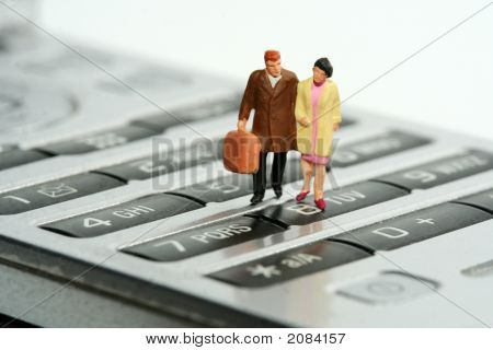 'Walking' On Comunication