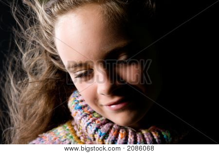 Dreaming Teenager