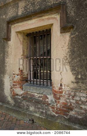 Jail Window
