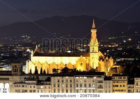 Santa Croce, Florencia, Toscana