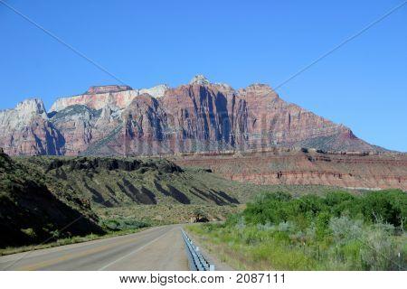Open Road - Sprindale Utah