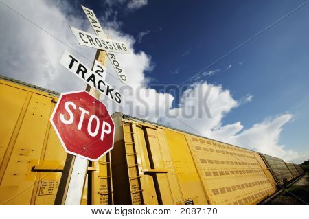 trainieren an Kreuzung
