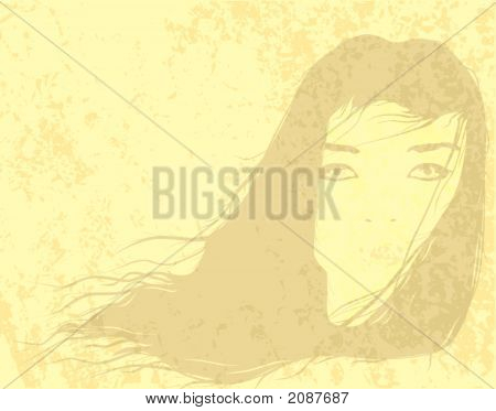 Grunge Woman