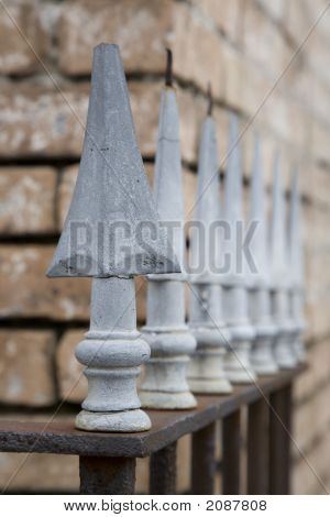 Fence Spikes