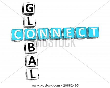 3D Global Connect Crossword