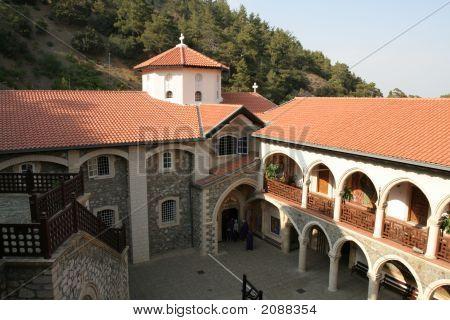Kykkou Abbey