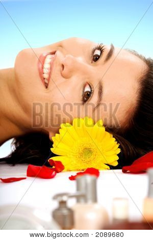 Beauty And Spa - Girl