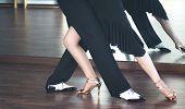 Ballroom Dance Dancers poster