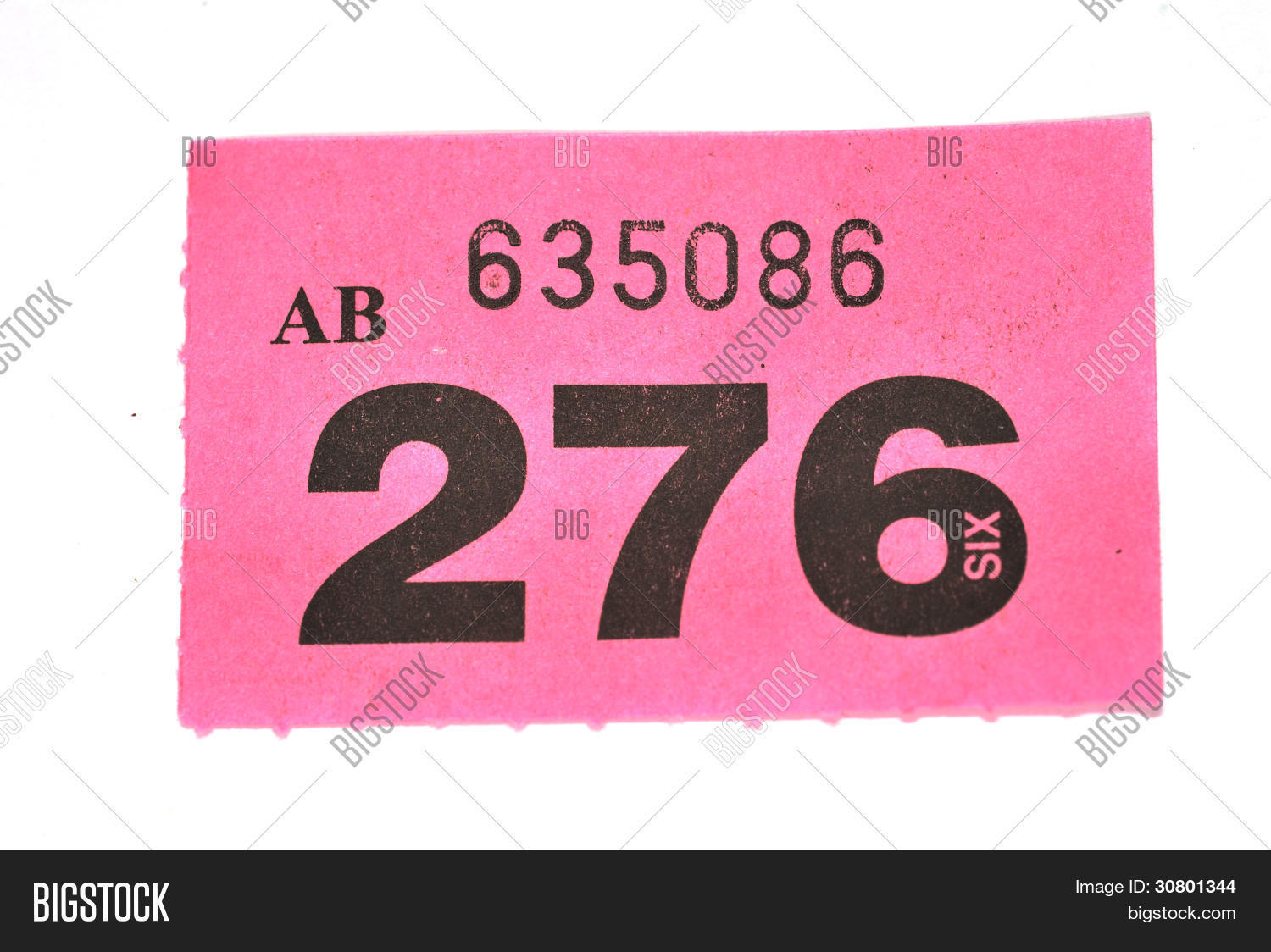 single purple raffle ticket stock photo stock images bigstock single purple raffle ticket