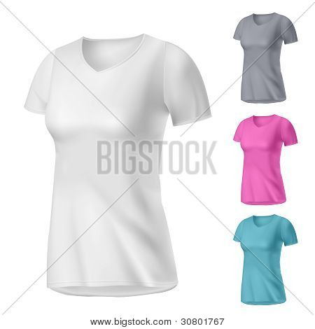 Camiseta para mujeres