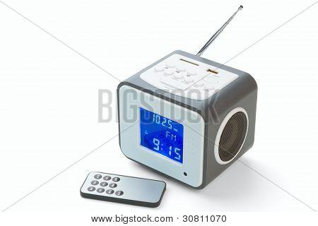 Portable Radio Receiver