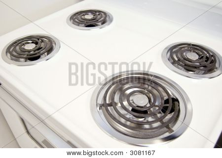 Electric Stovetop