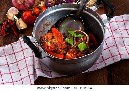 Mexican Speciality - Chili Con Carne