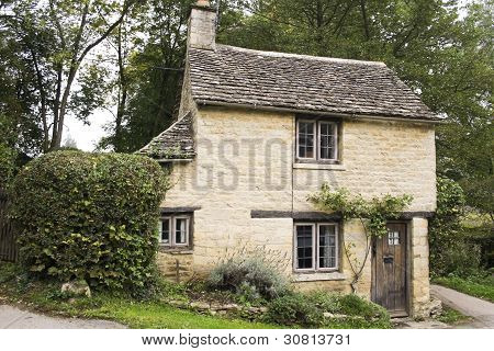 Limestone Cottage Bibury Cotswalds Uk