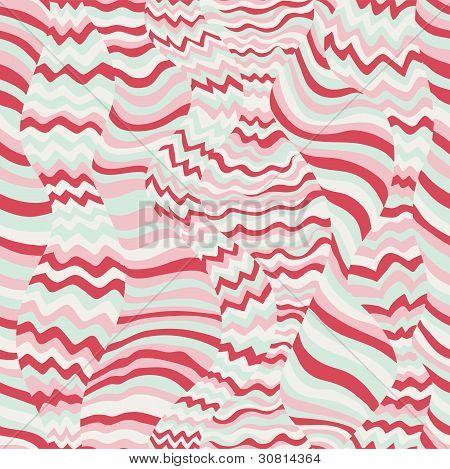 Vibrant seamless pattern