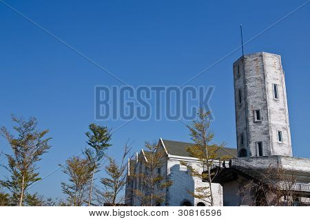 Tower In The Castle.
