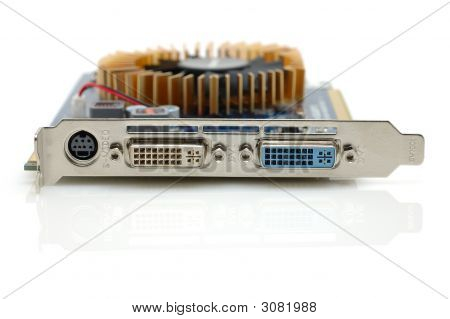 Computer Video Card Output Ports