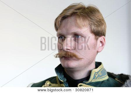 Serious Hussar