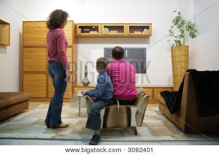 Familie Fernsehen