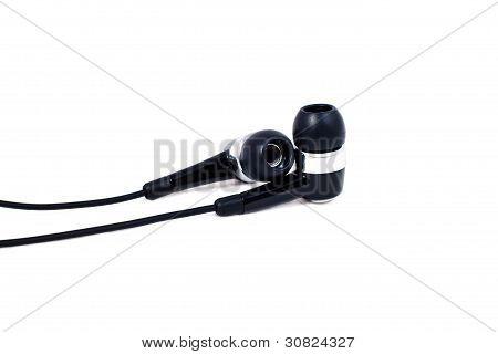 Black Earphohes