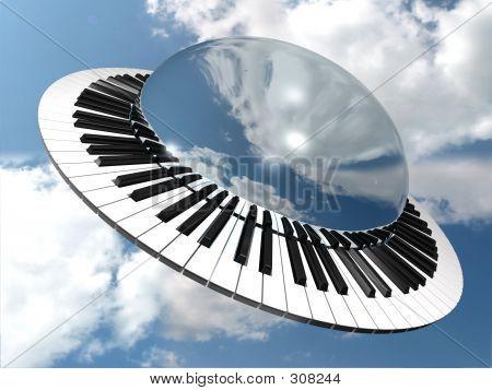 Keyboard Orbit