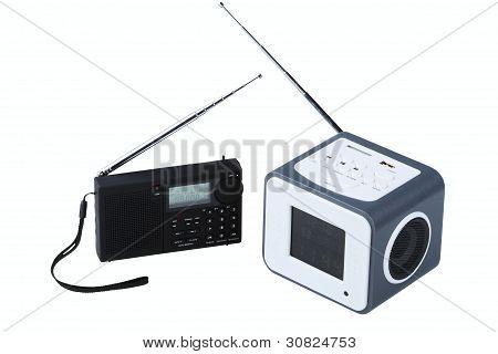 Portable Radio Receivers