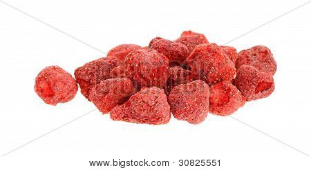 Dried Strawberry Snack Food