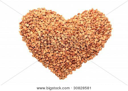 Heart Of Buckwheat