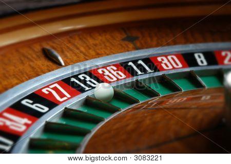 Roulette-Rad