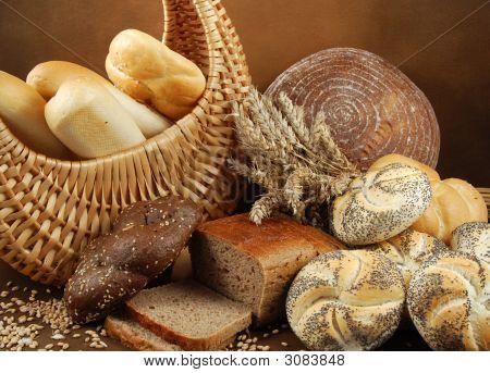 Bread Still-Life