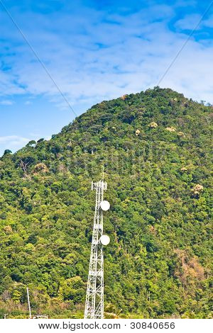 Antenna Signal.