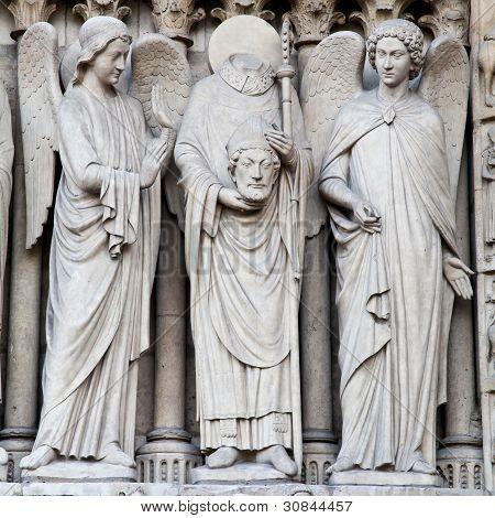 Notre Dame Cathedral - Paris