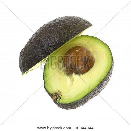 Avocado Sliced Half Seed