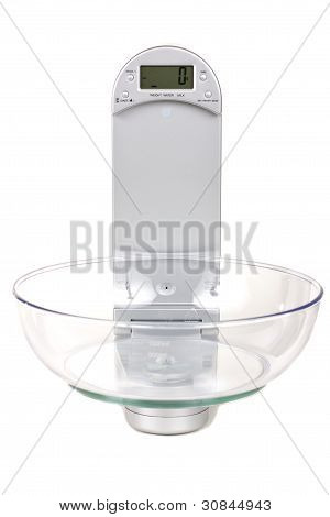 Electronic Kitchen Scales