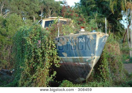 Barco seco