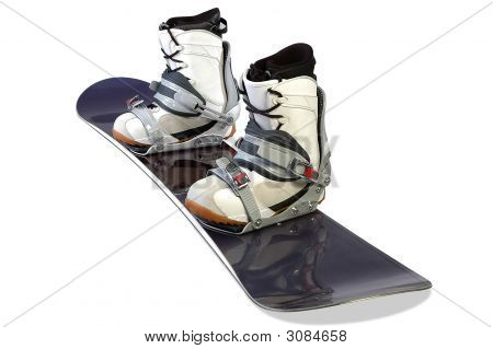 Ski With Boots