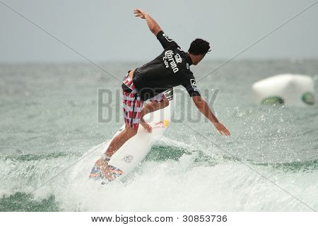 Coolangatta, Australia - Mar 03 : Quicksilver  Pro Asp World Tour, Jordy Smith During Expression Ses