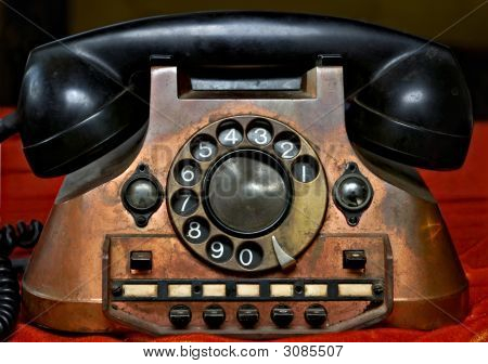 Old Prewar Phone