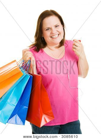 Shopping With Music