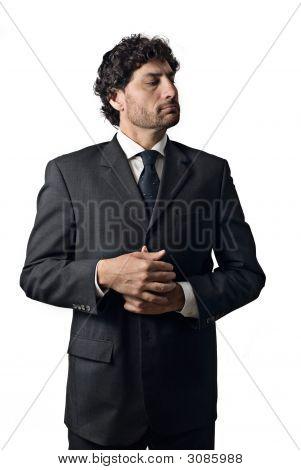 Very Importante Businessman