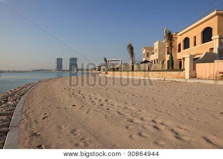 Beachside Villas at The Pearl, Doha