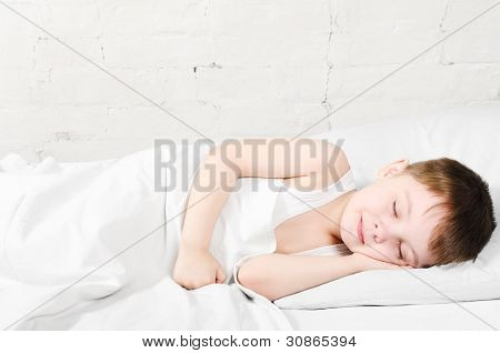 Sleeping Boy