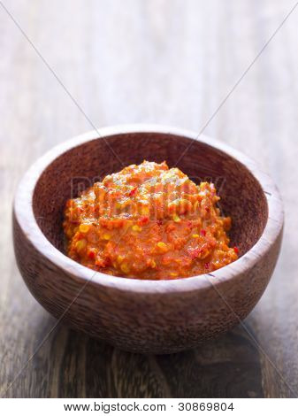 fermented shrimp paste