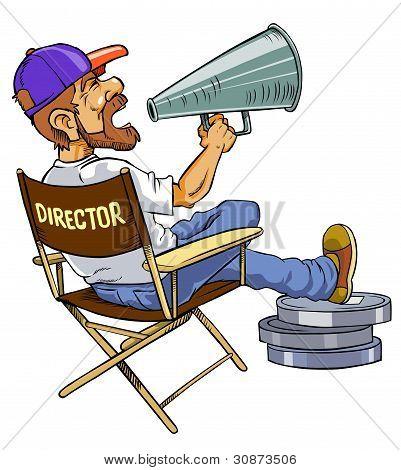 Movie director.