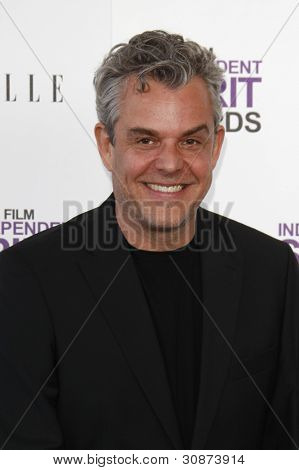 SANTA MONICA, CA - FEB 25: Danny Huston at the 2012 Film Independent Spirit Awards on February 25, 2012 in Santa Monica, California