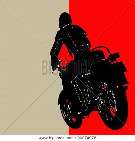 Biker Background
